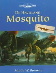 Cover of: De Havilland Mosquito (Crowood Aviation)