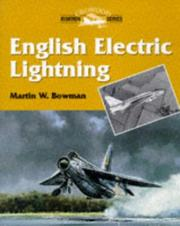 Cover of: English Electric Lightning