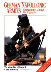 Cover of: German Napoleonic Armies