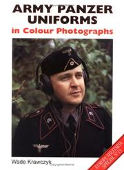 Cover of: Army Panzer Uniforms in Colour Photographs (EMS 13)