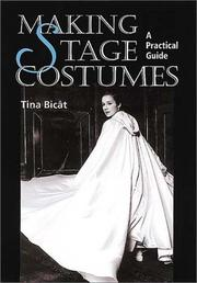 Cover of: Making Stage Costumes