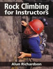 Cover of: Rock Climbing for Instructors