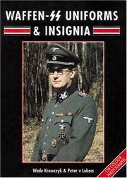 Cover of: Waffen SS Uniforms and Insignia