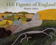 Cover of: Hill figures of England | Maurice Askew