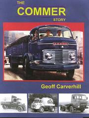 Cover of: The Commer Story
