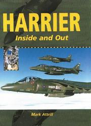 Cover of: Harrier-Inside And Out (Crowood Aviation S.)