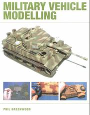Cover of: Military Vehicle Modeling