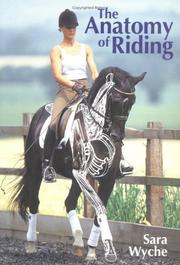 Cover of: Anatomy of Riding