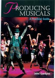 Cover of: Producing Musicals