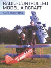 Cover of: Radio-Controlled Model Aircraft
