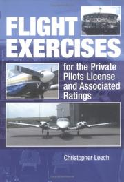 Cover of: Flight Exercises for the Private Pilot's License and Associated Ratings