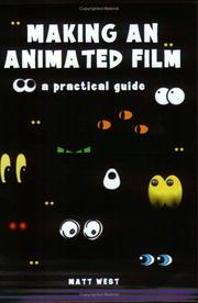 Cover of: Making an Animated Film