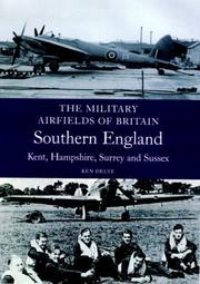 Cover of: Military Airfields of Britain