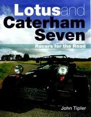 Cover of: Lotus and Caterham Seven