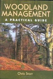 Cover of: Woodland Management a Practical Guide