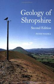 Cover of: Geology of Shropshire | Peter Toghill