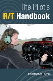 Cover of: The Pilot's R/T Handbook