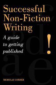 Cover of: Writing Non-Fiction for Profit