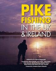 Cover of: Pike Fishing in the UK & Ireland