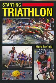 Cover of: Starting Triathlon