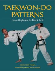 Cover of: Taekwon-Do Patterns