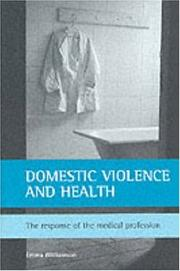 Cover of: Domestic Violence and Health