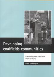 Cover of: Developing Coalfields Communities