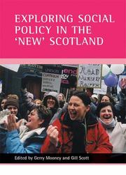 Cover of: Exploring social policy in the