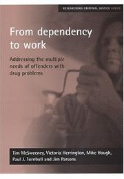 Cover of: From dependency to work |