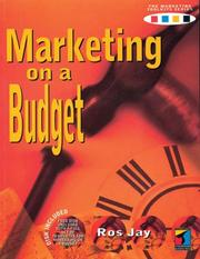 Cover of: Marketing on a budget | Ros Jay
