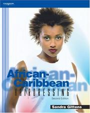 Cover of: African-Caribbean Hairdressing (Hairdressing and Beauty Industry Authority) | Sandra Gittens