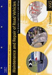 Cover of: Maintenance and Repair of Road Vehicles Level 2 | Roy Brooks