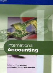 Cover of: International Accounting | Peter Walton