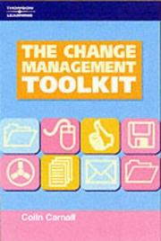 Cover of: The Change Management Toolkit