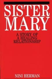 Cover of: Sister Mary