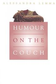 Cover of: Humour on the Couch