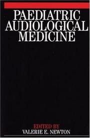 Cover of: Paediatric Audiological Medicine