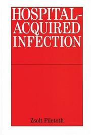Cover of: Hospital-Acquired Infections