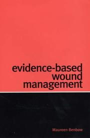 Cover of: Evidence-Based Wound Mangement