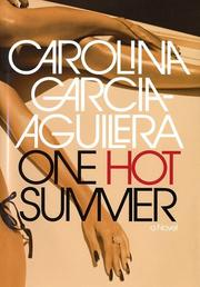 Cover of: One hot summer