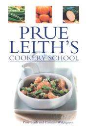 Cover of: Prue Leith's Cookery School
