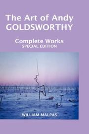 Cover of: The Art of Andy Goldsworthy