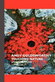 Cover of: Andy Goldsworthy: Touching Nature