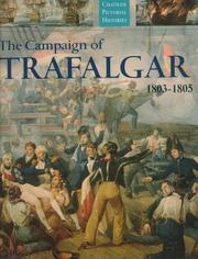 Cover of: The Campaign of Trafalgar 1803-1805 (Chatham Pictories Histories)