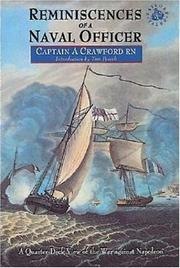 Cover of: Reminiscences of a naval officer: a quarter-deck view of the war against Napoleon
