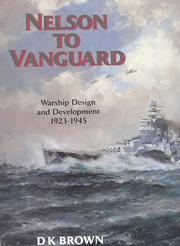 Cover of: Nelson to Vanguard