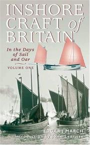 Cover of: Inshore Craft of Britain