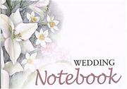 Cover of: Wedding Notebook (To-Give-and-to-Keep)
