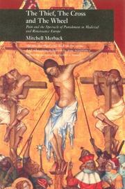 Cover of: The thief, the Cross, and the wheel