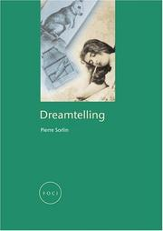 Cover of: Dreamtelling (Reaktion Books - Focus on Contemporary Issues) | Pierre Sorlin